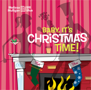 Baby, It's Christmas Time! CD Cover