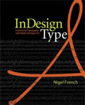 InDesign Type book cover