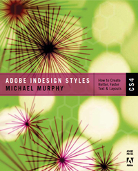InDesign CS4 Styles
