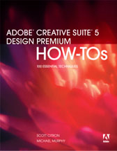 Buy Adobe Creative Suite 5 Design Premium How-Tos